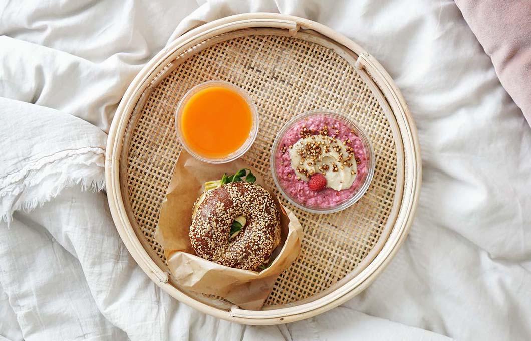 Kahvila-Aamiainen