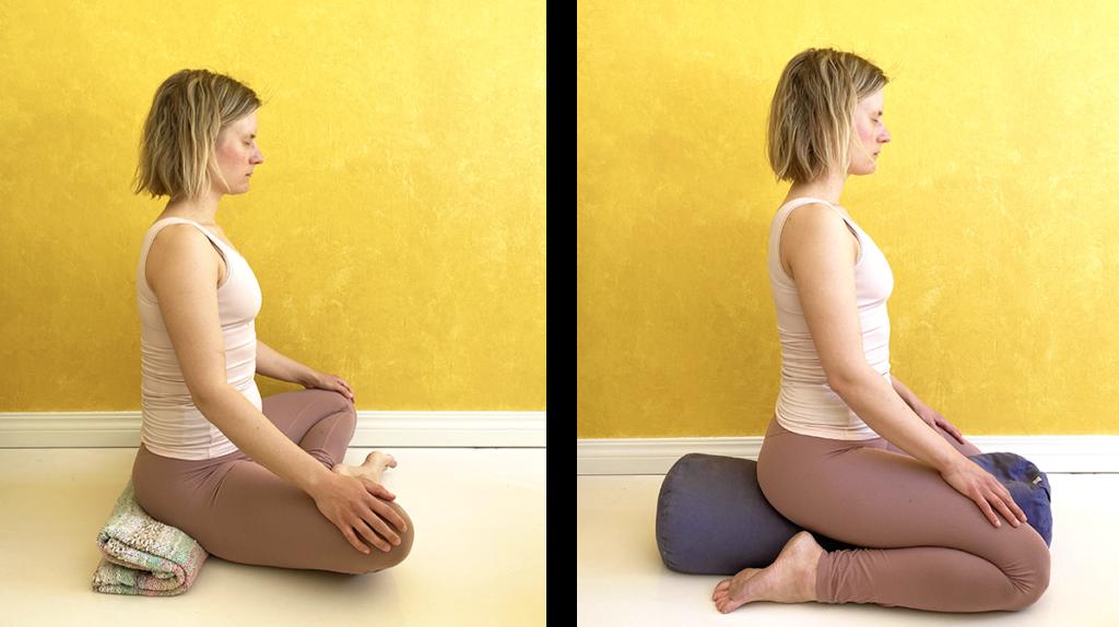 meditaatioasennot